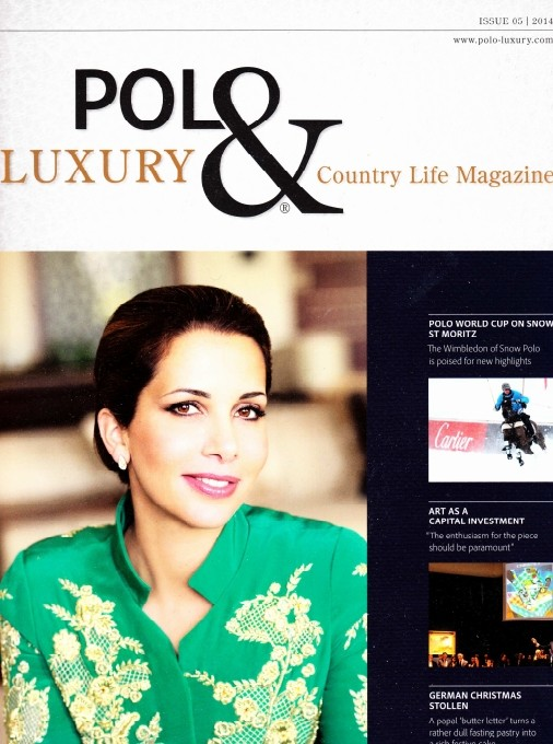 Polo&Luxury Issue 05-2014 SAR Report